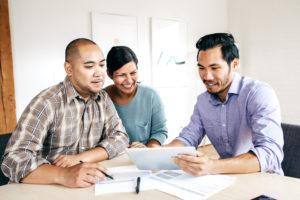 Financial adviser a couple
