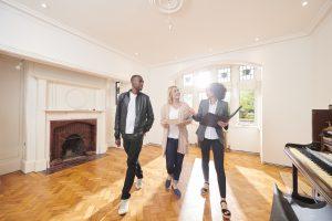 Buying a home - walkthrough